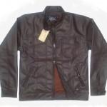 Jaket Kulit 7 Diamonds with Vest Hoodie, JK7102
