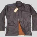 Jaket Kulit ALV1, JKA500