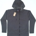 Jaket Fleece Double Zipup, JFD200