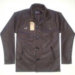 Jaket Kulit The Pay Off, JKT200