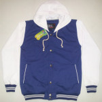 Jaket College Fleece with Hoodie, JFC700