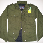 Jaket Cotton Diesel Jontyr, JCD400