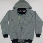 Jaket Fleece Double Neck 2, JFD301