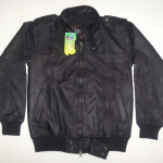 Jaket Kulit Base Ball BB3 (JKB004)