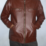 Jaket Kulit Lynch, JKL100