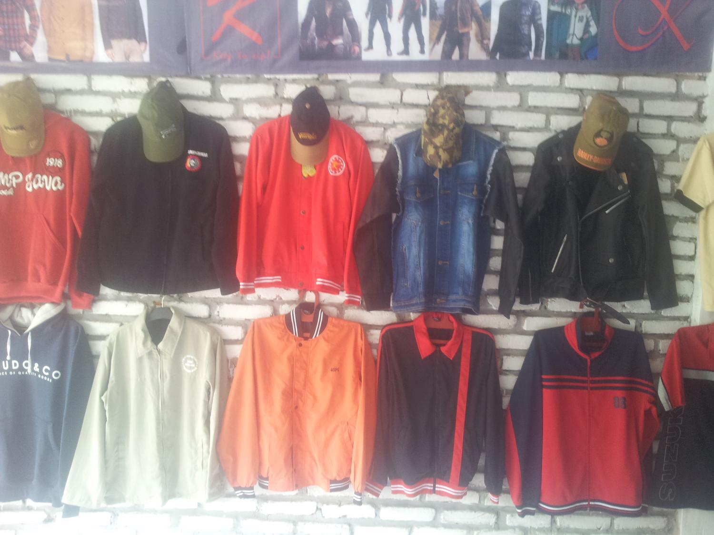 Jaket Kips Bandung