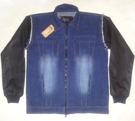 Jaket Denim JB, JDJ001