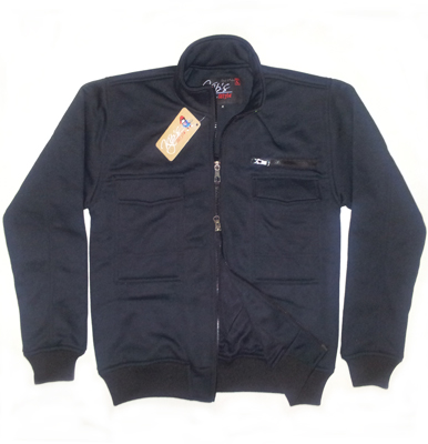 Jaket Fleece Reversible, JFR001