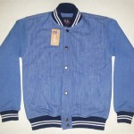 Jaket Denim College DF, JDC300