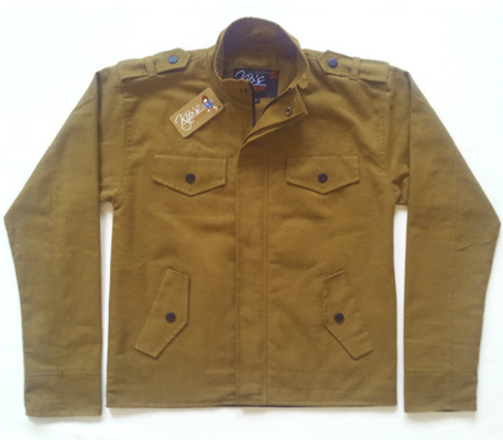 Jaket Cotton GA 2, JCG300