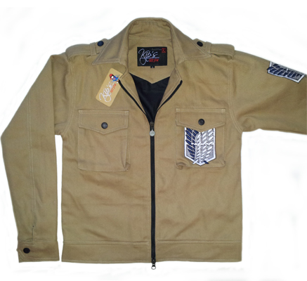 Jaket Cotton SNK, JCS500