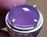 Batu Cincin Akik Terpopuler, Batu-Lavender
