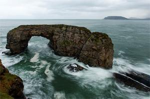 15 Lengkungan Batu Laut menakjubkan, Great-Pollet-Arch