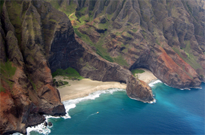15 Lengkungan Batu Laut menakjubkan, Honopu-Arch