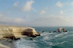 15 Lengkungan Batu Laut menakjubkan, La-Portada