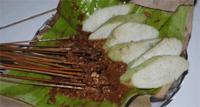 Makanan Indonesia, Sate-Lalat