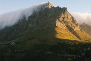 Keajaiban Alam, Table-Mountain-National-Park