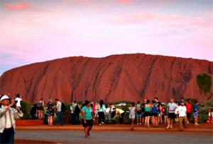 Keajaiban Alam, Uluru-Kata-Tjuta-National-Park