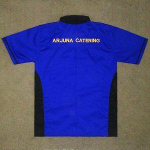 Kemeja Kerja Tropical 3, Arjuna Catering