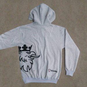 Sweater Hoodie Fleece Cotton