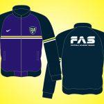 Seragam Jaket Kelas SMANiS, FAS Jacket