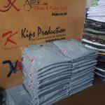 Seragam Poloshirt PMI, Kaos Kerah Lacoste