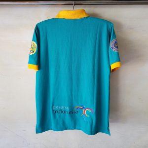 Poloshirt Rakornis Pariwisata, Seragam Kaos Kerah