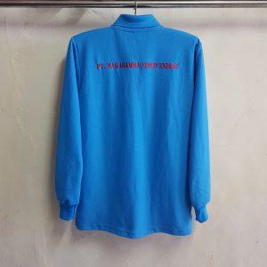 Seragam Poloshirt MTE, Kaos Kerah Lacoste