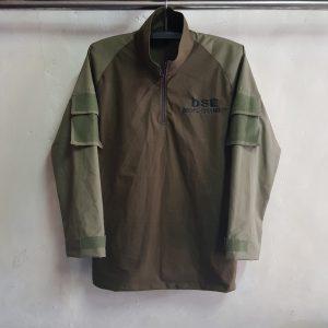 Kaos Tactical PUPR, Seragam T-Shirt Aplikasi