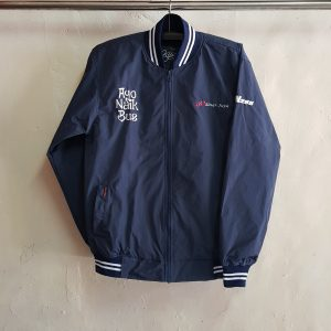 Jaket Trans Banjarnegara, Jaket Varsity WP