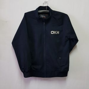Jaket Cotton OKH, Seragam Jaket Cotton Kanvas