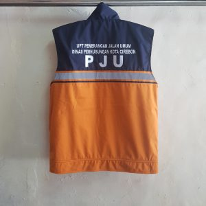 Rompi UPT PJU DISHUB, Seragam Rompi WP