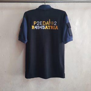 Poloshirt Tactical 2E2, Seragam Kaos Kerah