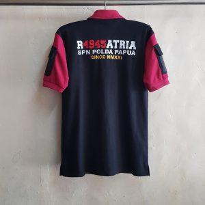 Poloshirt Tactical R495ATRIA, Kaos Kerah 4D2