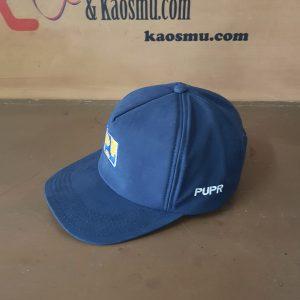 Topi Lapangan PUPR - Balai Air Tanah, Topi Kerja