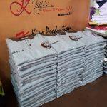 Seragam Kaos Kerah 3B1, Poloshirt Lacoste