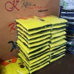 Setelan Training Polres, Seragam Celana & Poloshirt