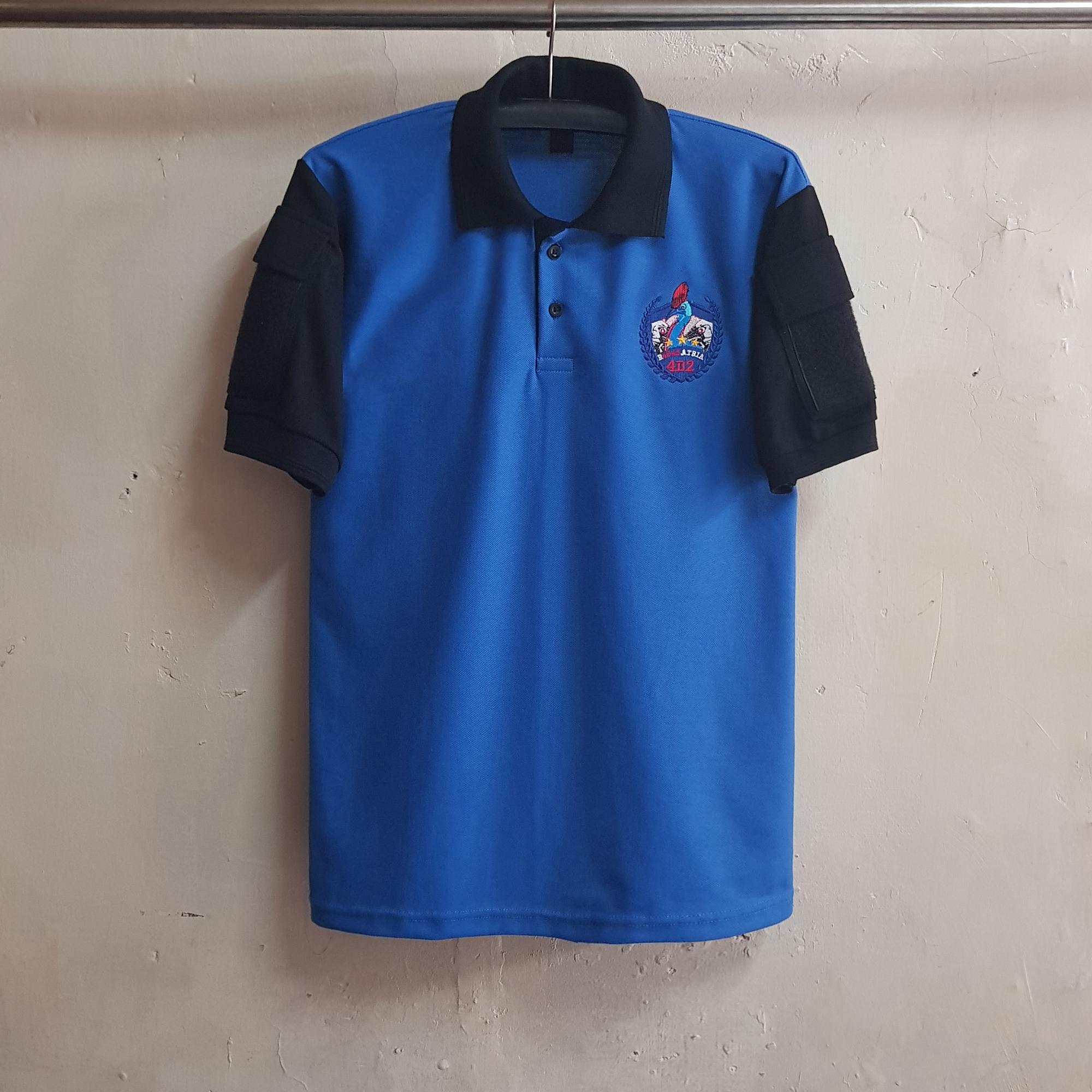 Poloshirt 4D2, Seragam Kaos Kerah Tactical